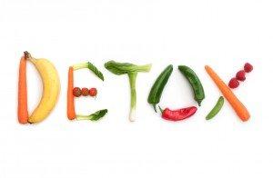Detoxification Detox concept