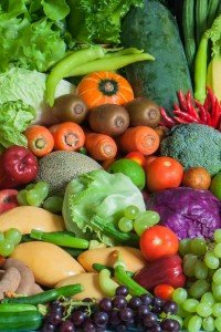 Detoxification Fruits and vegetables